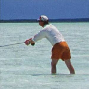 Fly Fishing the flats of Florida with Cross Current