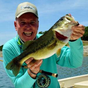 Greg Welander, Guide / Owner of Upstream On the Fly, Cross Current Ambassador