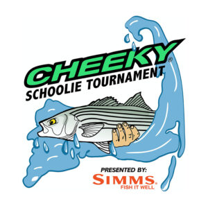 CHEEKY Schoolie Tournament - Presented by Simms logo