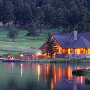 Property and casualty insurance for Fly Fishing Lodge, Montana